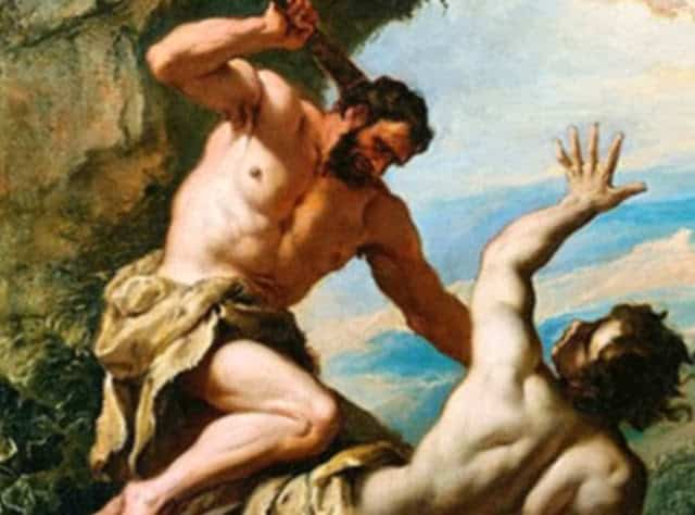 Caim e Abel - Mandamento 10 - Não Cobiçar as Coisas do Próximo
