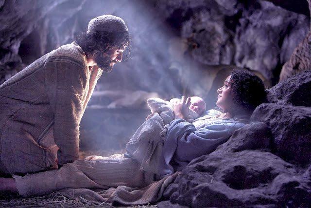 cena 5 jesus bdz5t11 - O Nascimento de Jesus - Histórias Bíblicas