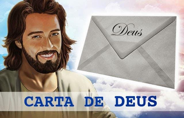 carta de deus - Carta de Deus Para Você - Leia e Seja Tocado(a) Com Essa Carta