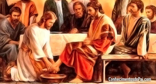 jesus exemplo de humildade jesus humilde - Jesus Humilde e Manso de Coração - Exemplo de Humildade