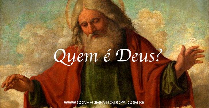 capa mensagem quem e 25CC 2581 deus - Quem é Deus?