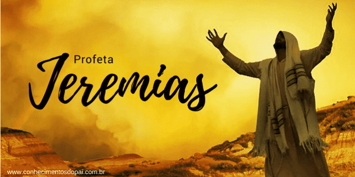 História do Profeta Jeremias