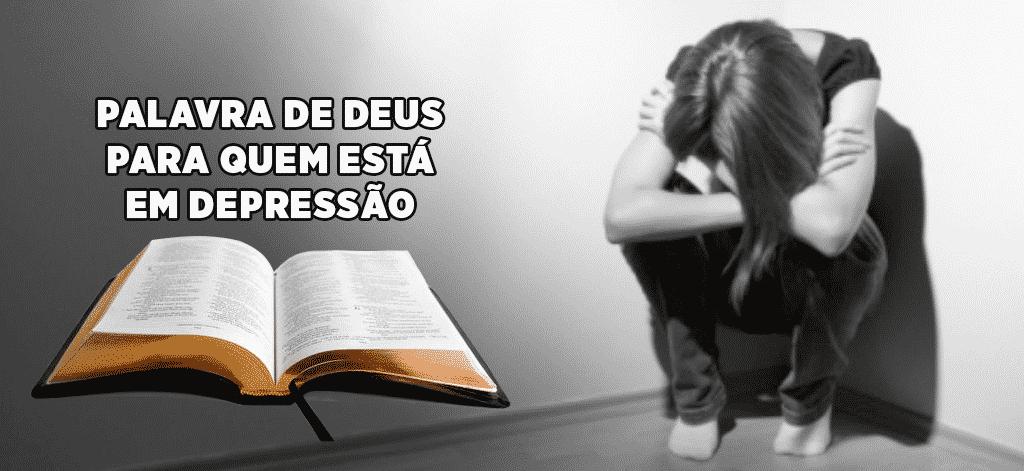 palavra de Deus para quem esta em depressao - Palavra de Deus Para Quem Está em Depressão
