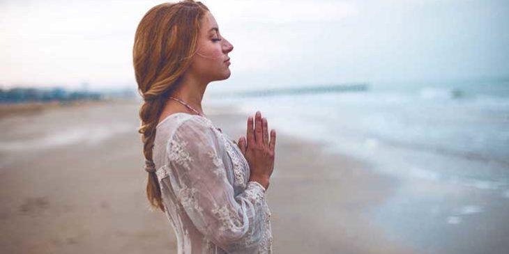 O poder da oração para acalmar o coração