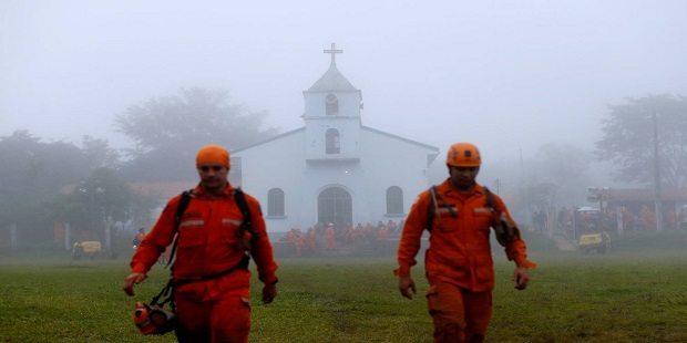 Reze essa prece pelos que perderam um ente querido na tragédia de Brumadinho1 - Oremos pelos bombeiros militares em operação na tragédia de Brumadinho