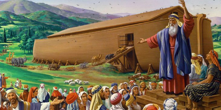 Tenha a Mesma Fé de Noé
