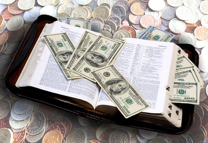 DINHEIRO E BIBLIA - Se Rico é Pecado?