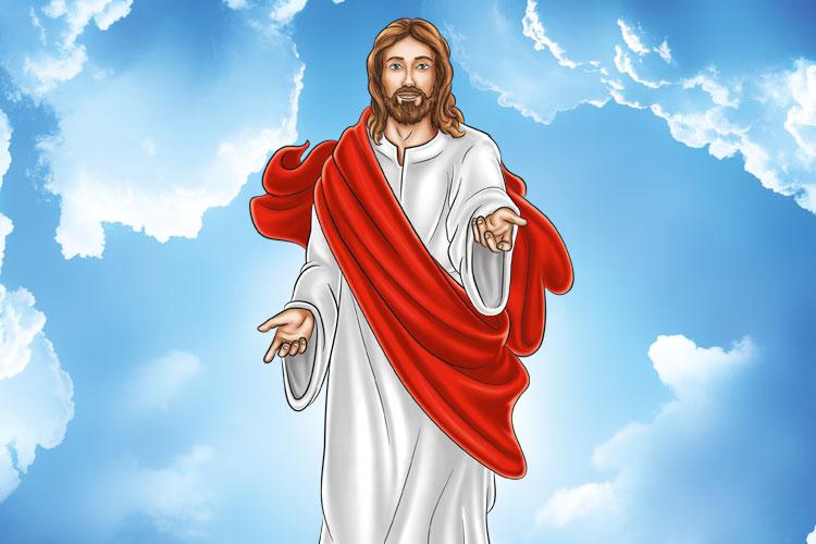 Jesus - O Senhor quer Falar Não deixe de Escutar