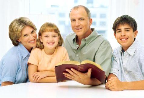 Família 1 1 - Família Unida com Deus