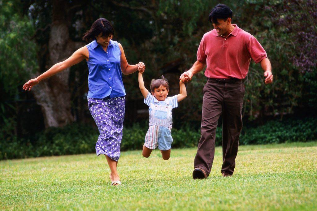 Família 1 1024x682 - Família Unida com Deus